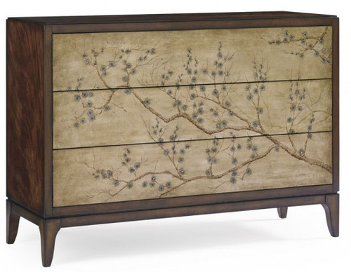 Oriental Commode / Chest of Drawers