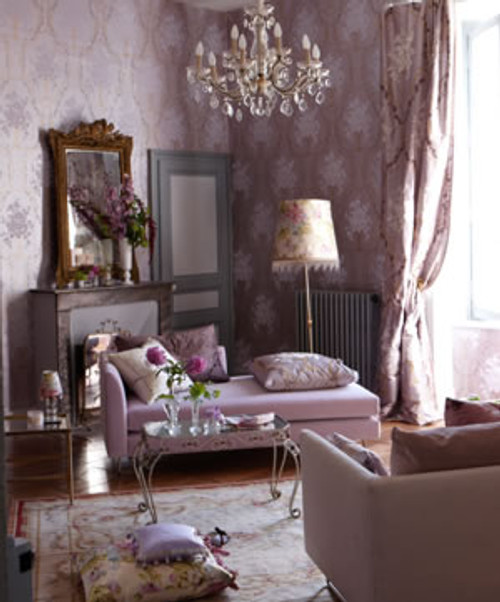 Margot Drapery Panel from Adelphi Collection by Designer Guild