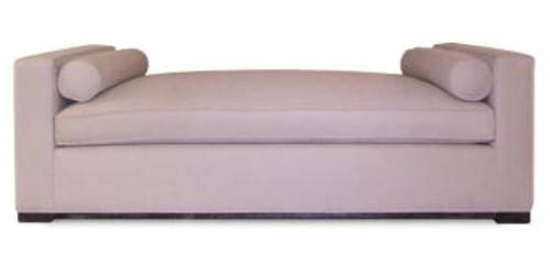 Custom Made Daybed, upholstered