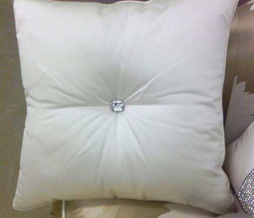 Thundersley Home Essentials Inc. Crystal Chic Throw Pillows 212 889 1917