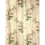 SCALAMANDRE  SPOLINATO OFF WHITE FABRIC BY THE YARD