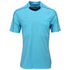 2016 Adidas Referee Jersey Short Sleeve (Blue Glow)