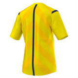 2014 Adidas Referee Jersey Short Sleeve (Vivid Yellow)