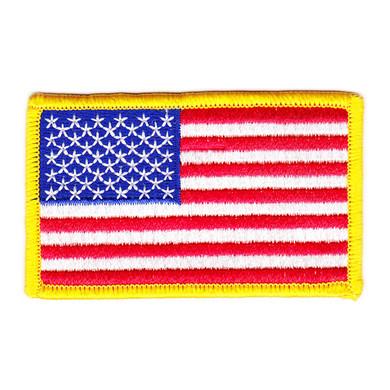 USA Flag Referee Uniform Patch