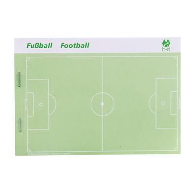 Soccer Field Note Pad