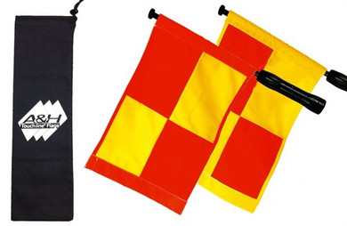 Touchline BasicFlags Quartered Kit