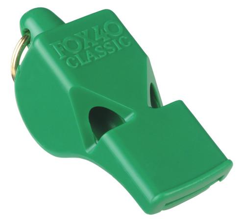 Fox 40 Classic Green Whistle