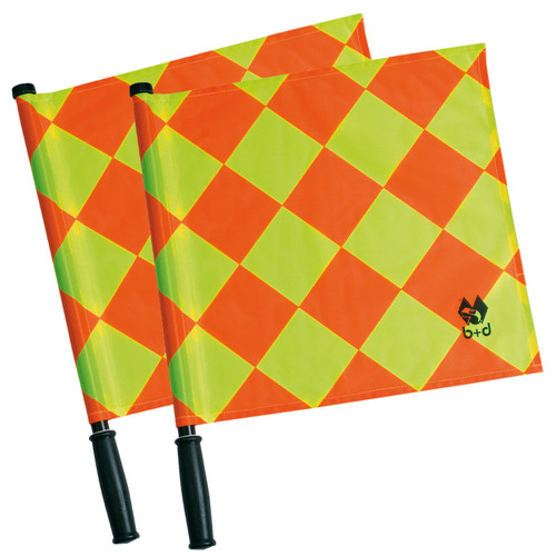 """Quadro I"" Professional Flag Kit"