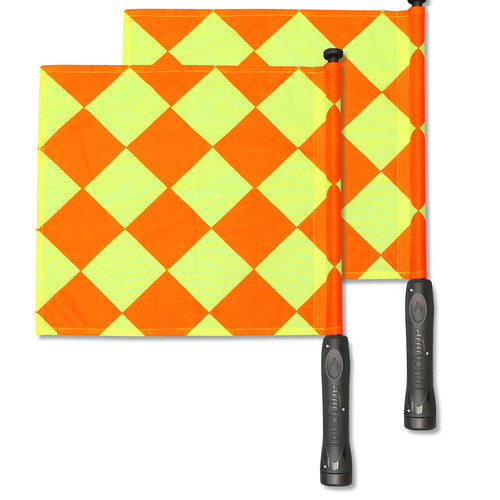 "Touchline Powerflags ""Continental"" Kit"