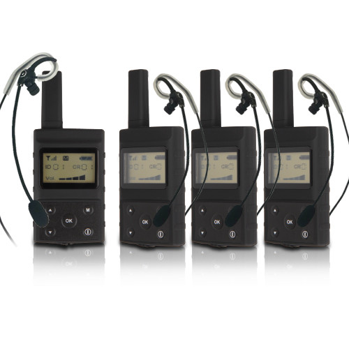RefTalk Extreme Referee Radio Communication Kit