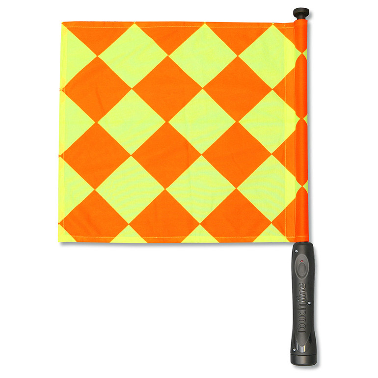 """Touchline Powerflags """"Continental"""" Spare"""
