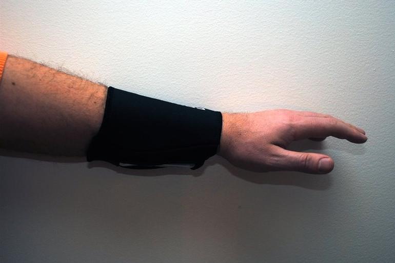 Spintso PDA Armband