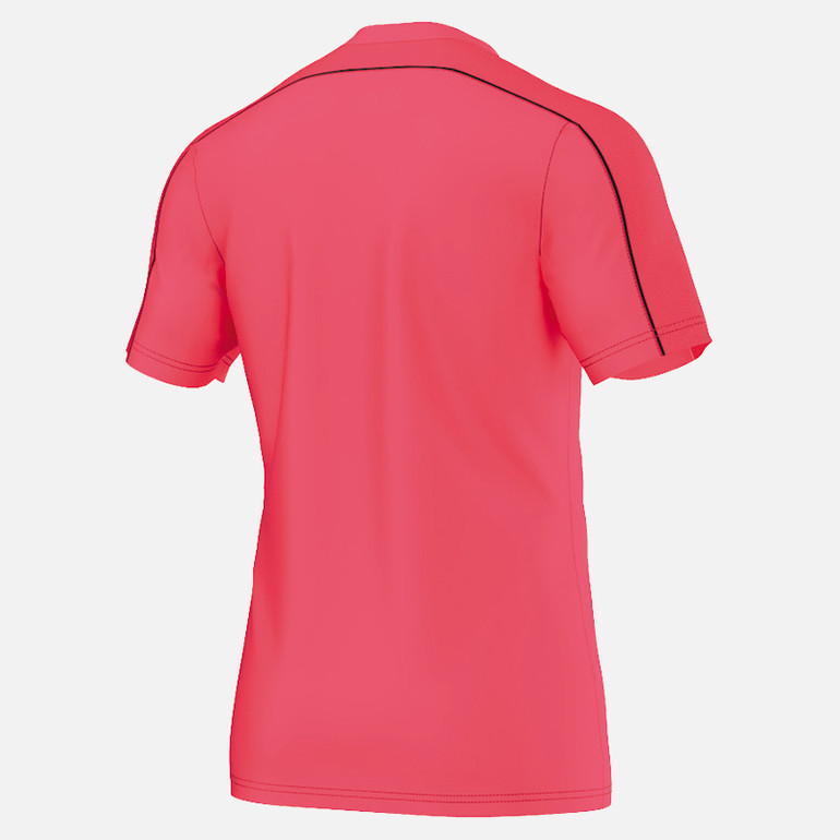 2016 Adidas Referee Jersey Short Sleeve (Shock Red)