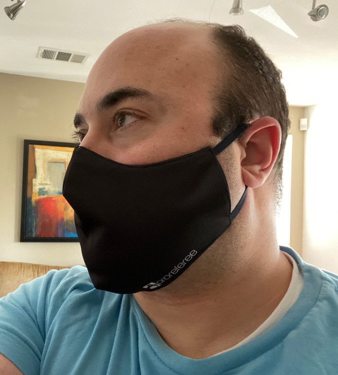 3-ply Sport Cloth Face Mask