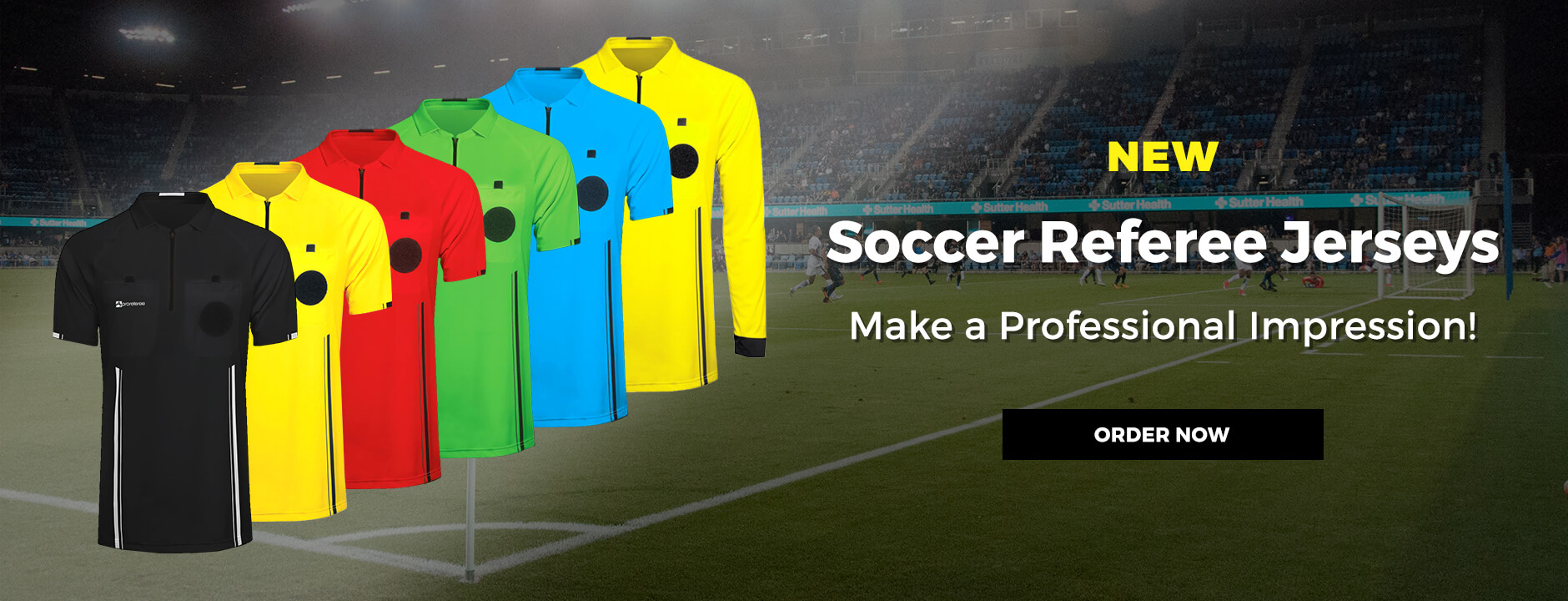 d80474ed3 ProReferee - Professional Soccer Referee Apparel   Equipment