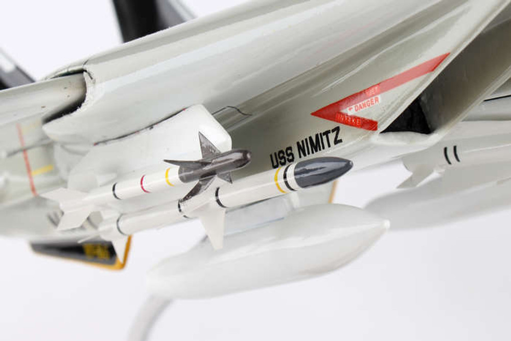F-14A Tomcat Jolly Rogers Model Airplane