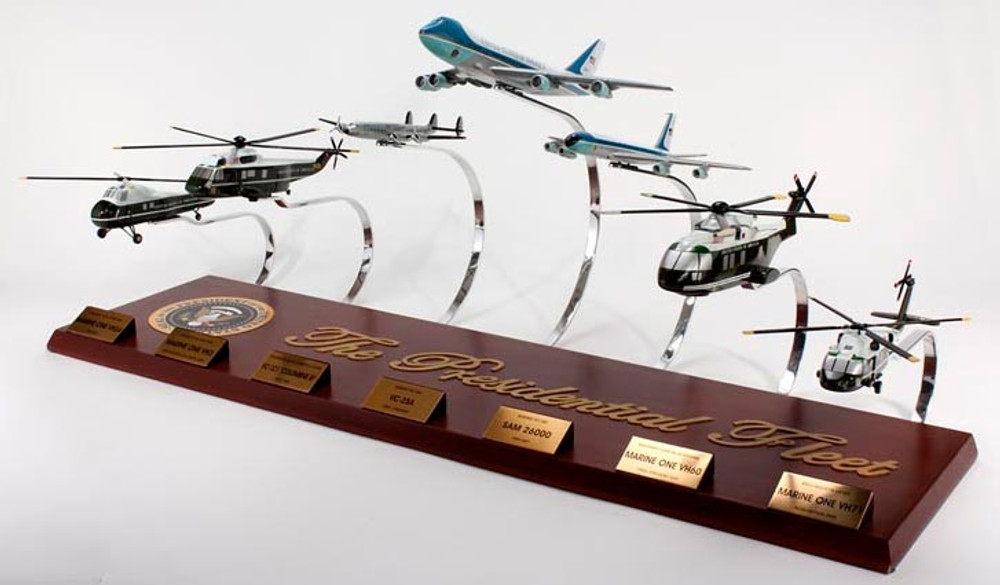 Presidential Aircraft Model Collection