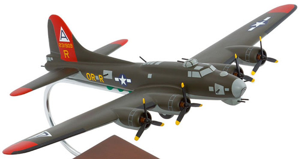 B-17G Fortress 1/72 Model Airplane