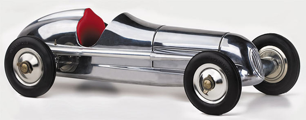 Authentic Models Indianapolis Red Seat Indy Racer
