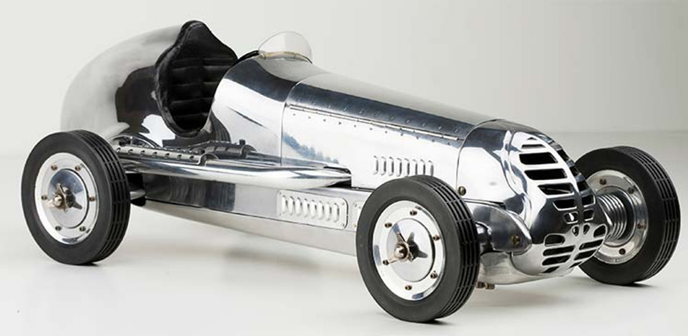 Authentic Models 1930s BB Korn Tether Car
