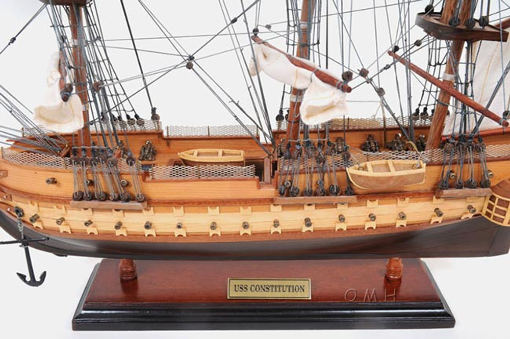 USS Constitution Small Version Tall Ship
