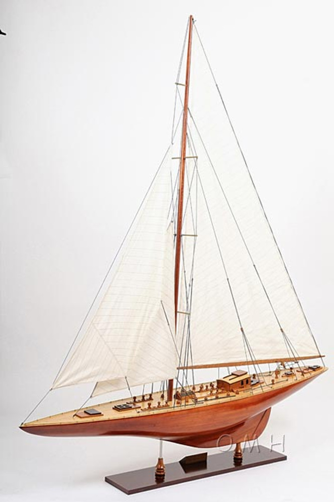 Endeavour British Sailboat