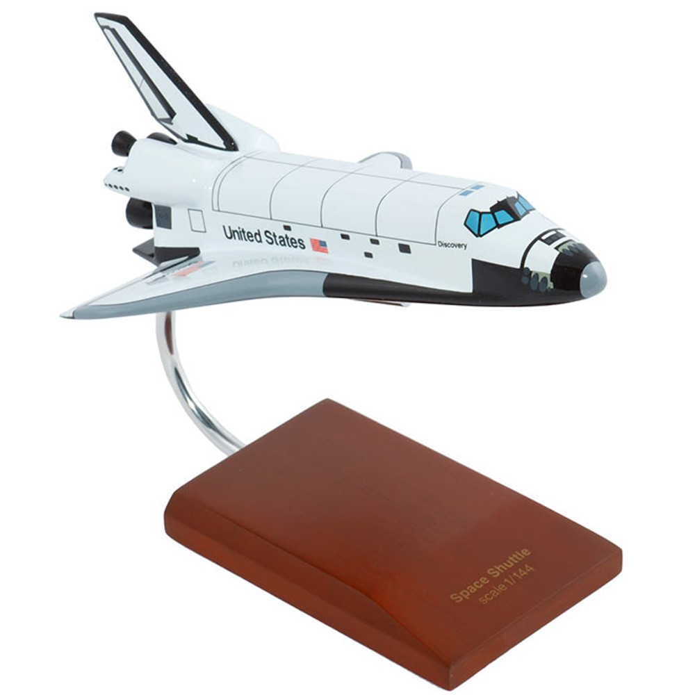NASA Space Shuttle Discovery Model Spacecraft
