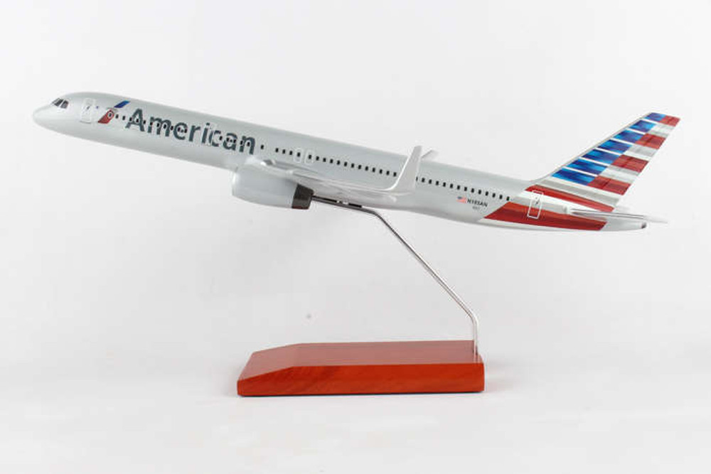 American Airlines Boeing 757-200 New Livery