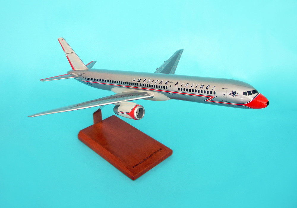 American Airlines Boeing 757-200 40th Anniversary