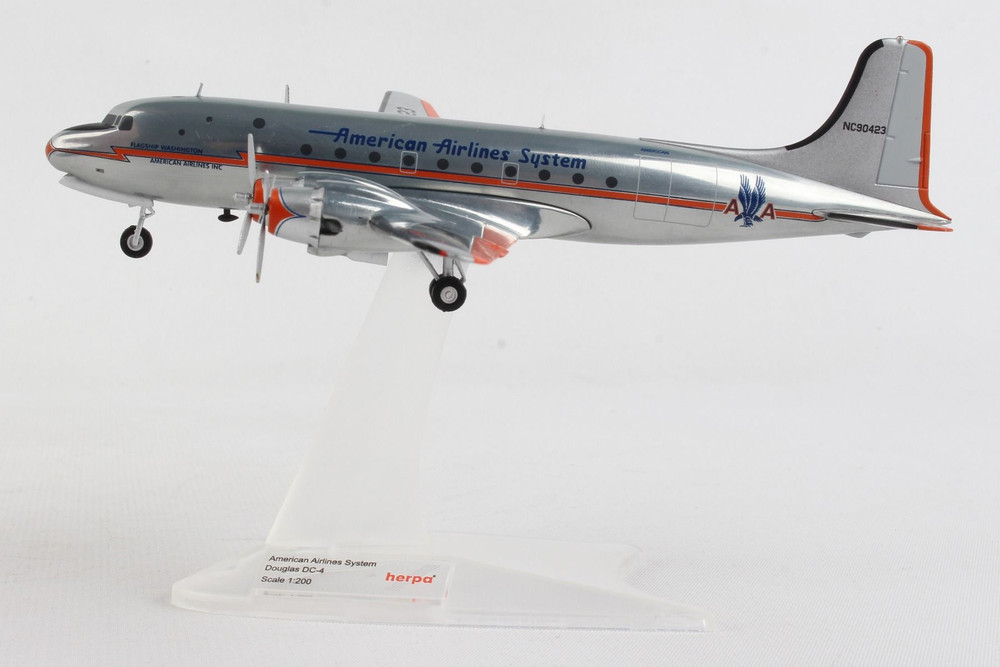 American Airlines System DC-4