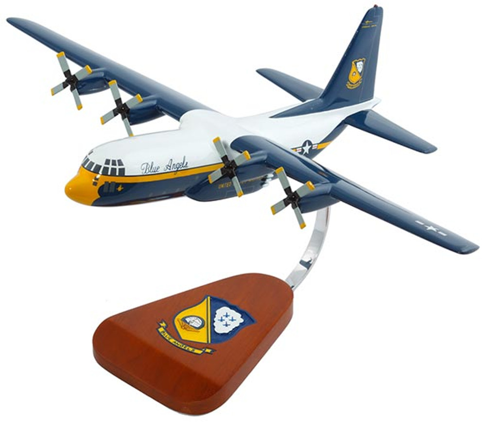 C-130 Hercules USN Blue Angels Fat Albert