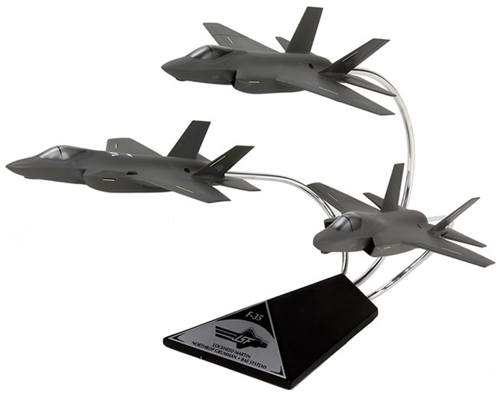 F-35 JSF Model Airplane Collection