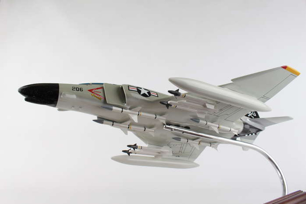 F4B-1 Phantom II Jolly Rogers Model Airplane