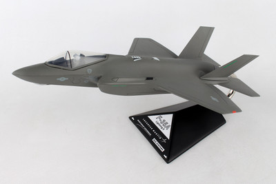 F-35A USAF Conventional Model Airplane