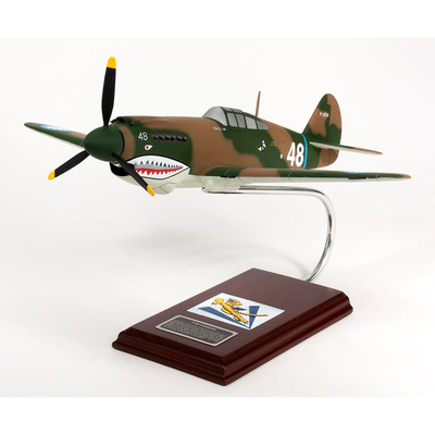 P-40B Warhawk Airplane Model
