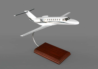 Cessna Citation CJ2+ Airplane Model