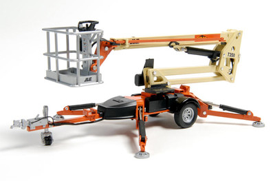 JLG Series 2 Trailer Mounted Boom Lift T350