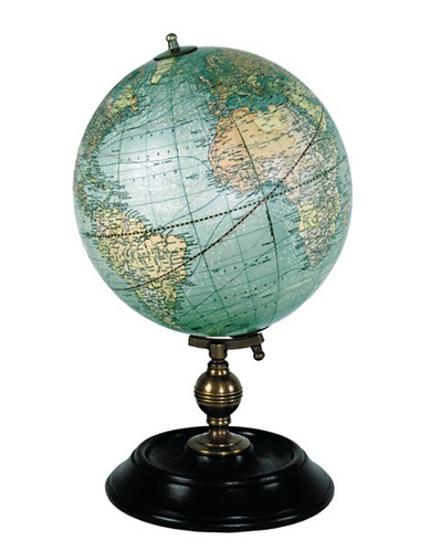 Authentic Models 1921 USA Globe Weber Costello