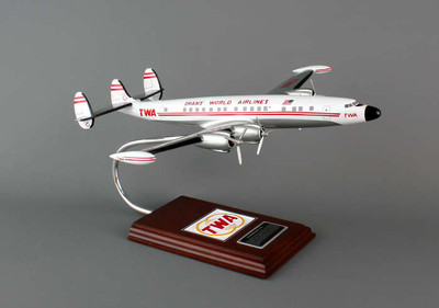 TWA Lockheed Constellation 1049 Super G