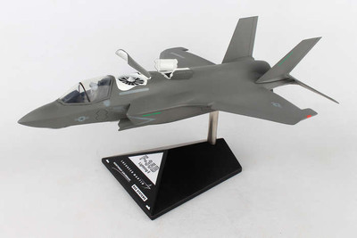 F-35B STOVL USMC Model Airplane