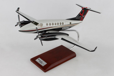 Beechcraft King Air 350i Model Airplane