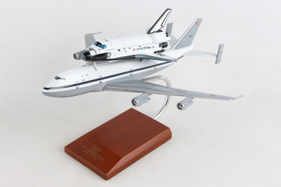 Boeing 747 with Space Shuttle Endeavour