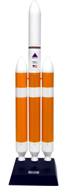 Delta IV Rocket Heavy 1/144 Scale