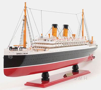 Empress of Ireland Ship Model