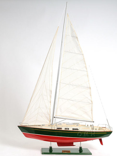 Omega Yacht Sailboat
