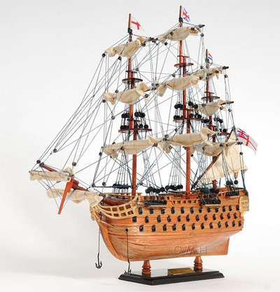 HMS Victory Small Ship