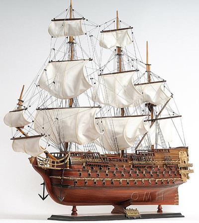 Saint Esprit Ship Model