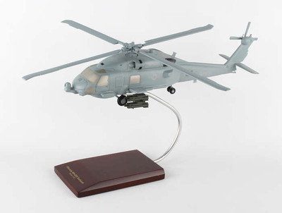 MH-60R Seahawk USN Helicopter Model