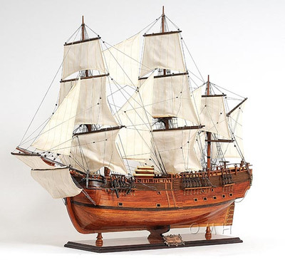 HMS Endeavour Tall Ship