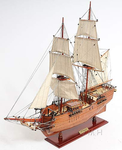 Lady Washington Merchant Sloop